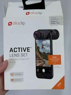 olloclip ultra-wide + telephoto 2x essential lenses