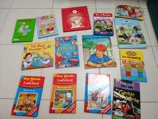 Assorted English children book