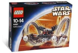 Lego Star Wars 4481 UCS