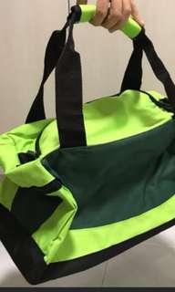 Indoor outdoor sling sport bag
