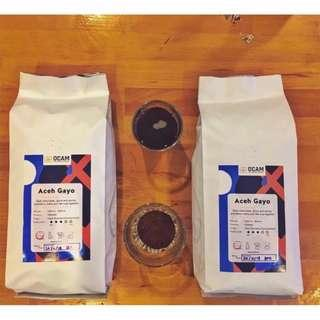 Gayo Indonesia Specialty Grade Coffee Bean