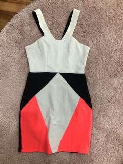 DOLLYGIRL NEON DRESS 6