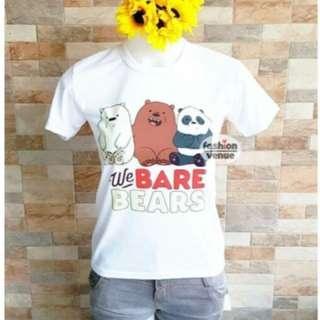 We Bare Bears Graphic Tee