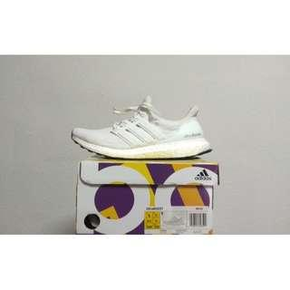 UK7.5 Adidas UltraBOOST 4.0 Triple White