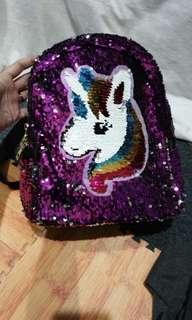 Sequin Bags Little Pony