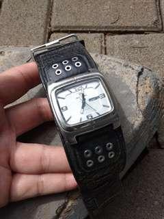 Jam tangan ori merk rip curl koleksi pribadi