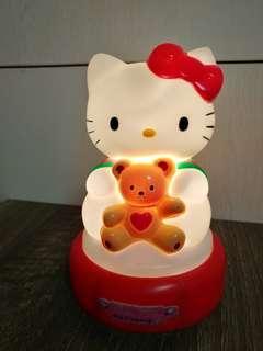 Sanrio kitty燈