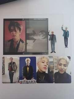 WTT Day6 Remember Us Clear Card / PCs / Postcard / Poster