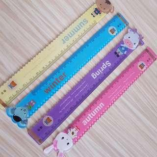 Back to school sale✏Animal Rulers