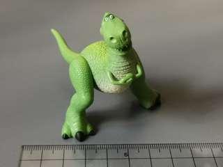 (全新)Rex - Toy Story 3 扭蛋 恐龍