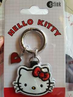 Hello kitty ezlink charm [bnib]