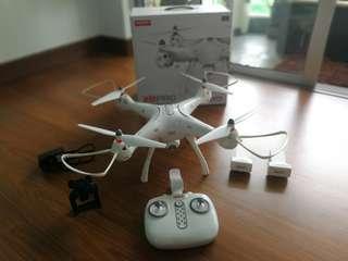 Syma X8 Pro Drone & 1 extra battery