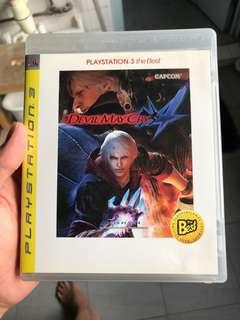 Devil may cry 4 PS3