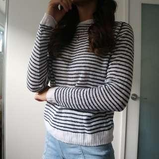 Stripe Jumper - Super lightweight