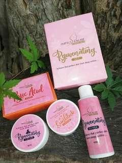 Skincare Rejuvinating set