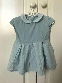 Baby Girl Dress [import from France]