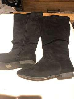 Knee High Boots Size 11 (Fit a 10)