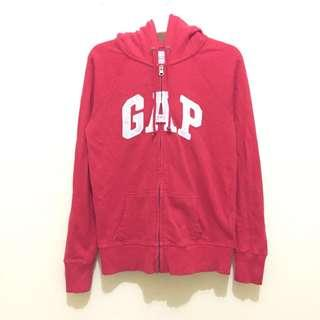 Jaket Capuchon GAP Merah (Original-Authentic)