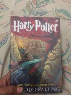 Buku Harry Potter and the Chamber of Secret (episode 2)