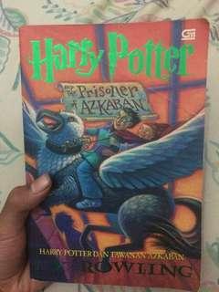 Buku Harry Potter and the Prisoner of Azkaban