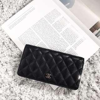 Chanel Yen Wallet