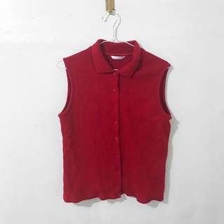 M&S RED TOP