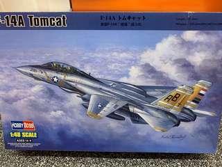 1/48 Hobby Boss F-14A Tomcat