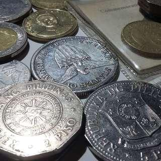 (450+ Items) Philippine Coin & Token Collection