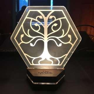 EXO THE ELYXION SEOUL GLOBAL PACKAGE OFFICIAL GOODS (VERY RARE) - NIGHT LIGHT