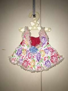 teddy house dress