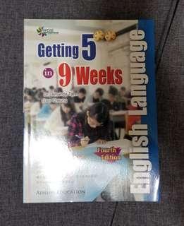 Getting 5** in 9 weeks English
