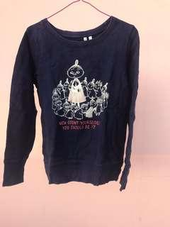 Sweater Original Uniqlo