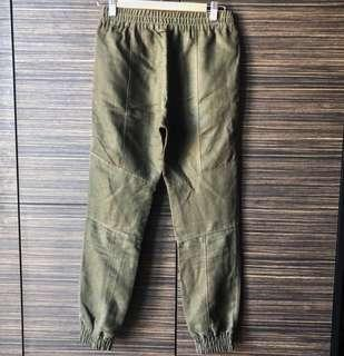 Aritzia Community Army Green Pants