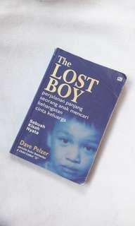 Buku Novel The Lost Boy by Dave Pelzer