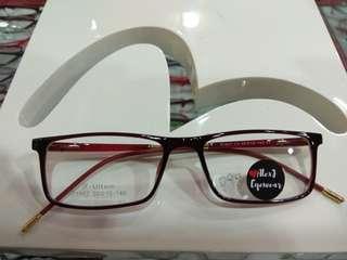 🚚 AlexJ Eyewear latest design Ultem plastic frame