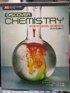 Chemistry Textbook GCE O LEVEL 2nd Edition
