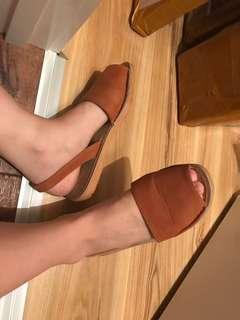 slip on mules sandals