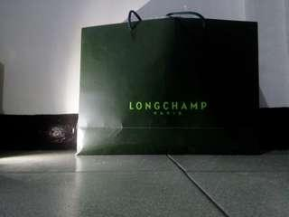Long champ brand new bag