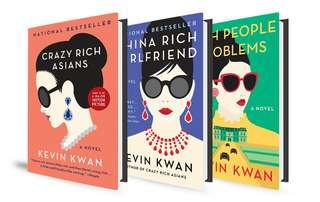 Crazy Rich Asians Books 3-in-1