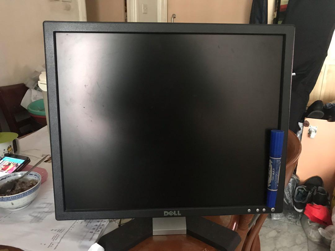 19 inches LCD monitor non-HD