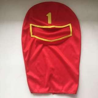 Superhero pullover mask