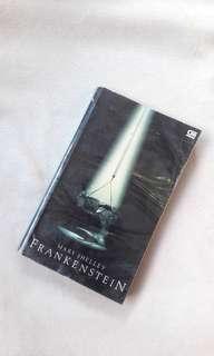 Buku Novel Frankenstein by Mary Shelley