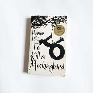 preloved harper lee — to kill a mockingbird
