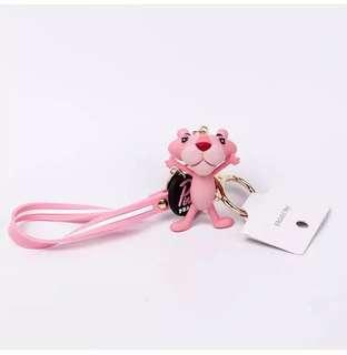 Pink Panther Keychain (3 design)