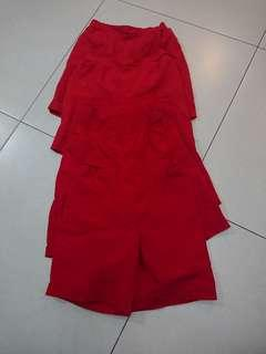 PCF M size Preloved shorts *Blessing*