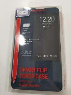 Huawei 華為 Mate 20x Flip case 機套 可送置筆
