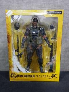 Play Arts Kai Metal Gear Solid Peace Walker - Battle Dress Version Snake