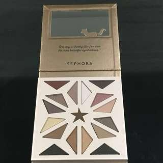Sephora Seeing Stars Limited Edition Eyeshadow Palette 2017