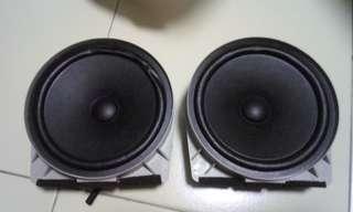 Stock speakers