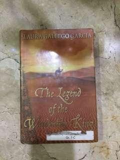 The Legend of the Wandering King by Laura Gallego Garcia